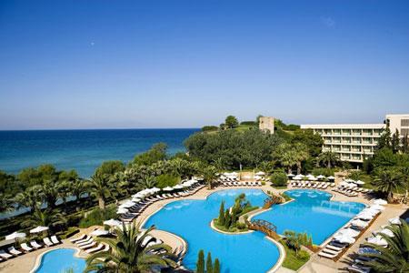 SANI BEACH HOTEL & SPA - SANI AREA