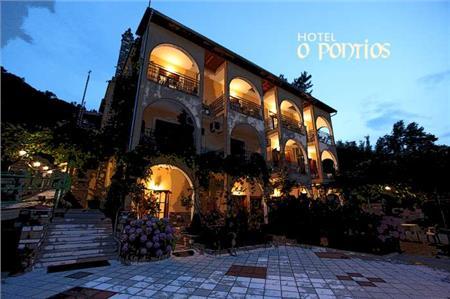 PONTIOS HOTEL - SKALA POTAMIAS