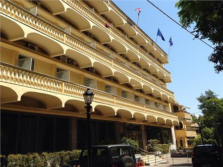 ARION HOTEL - CORFU TOWN