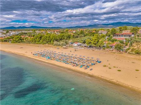 CORAL BLUE BEACH HOTEL - GERAKINI
