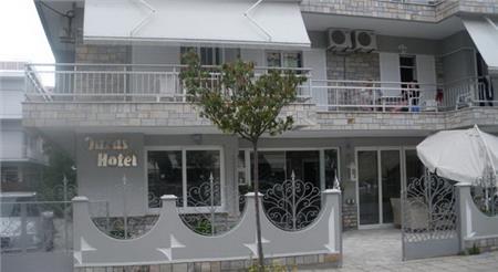 OUZAS HOTEL - OLYMPIC BEACH