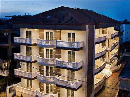 RG STATUS HOTEL - PARALIA