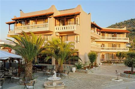 AGGELO HOTEL - STALIDA