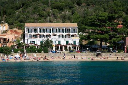 APOLLON HOTEL - PALEOKASTRITSA