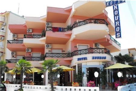 KOUROS HOTEL - PARALIA