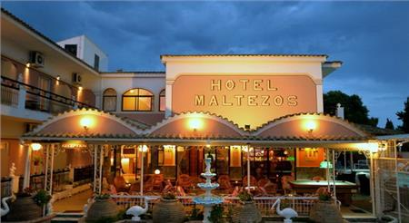 MALTEZOS HOTEL - GOUVIA