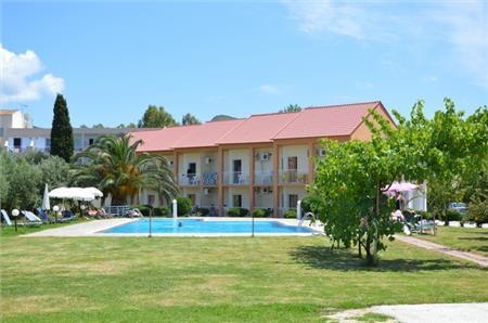 AGGELOS FAMILY HOTEL - MORAITIKA