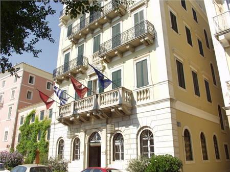 CAVALIERI HOTEL - CORFU TOWN