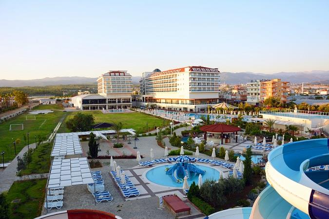 KAHYA RESORT AQUA & SPA HOTEL
