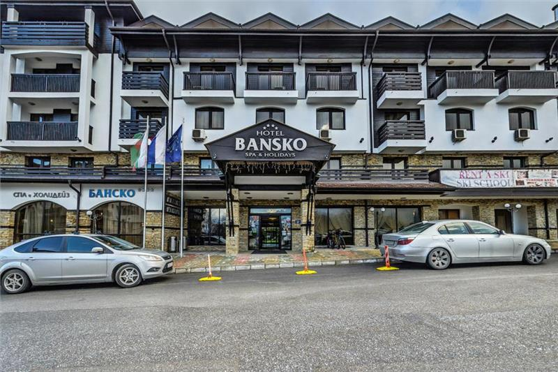 BANSKO SPA AND HOLIDAYS HOTEL
