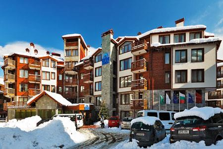 GRAND MONTANA APART HOTEL