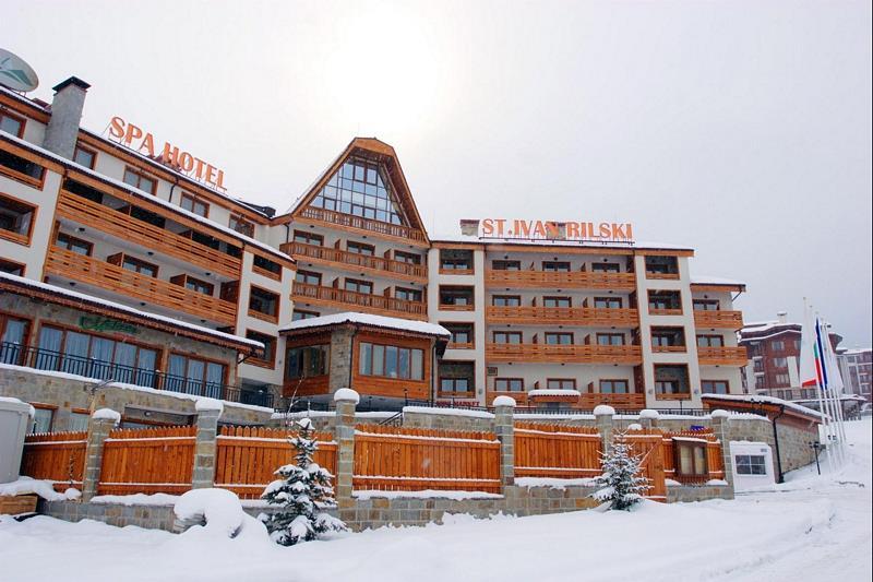 SAINT IVAN RILSKY HOTEL SPA&APARTMENTS