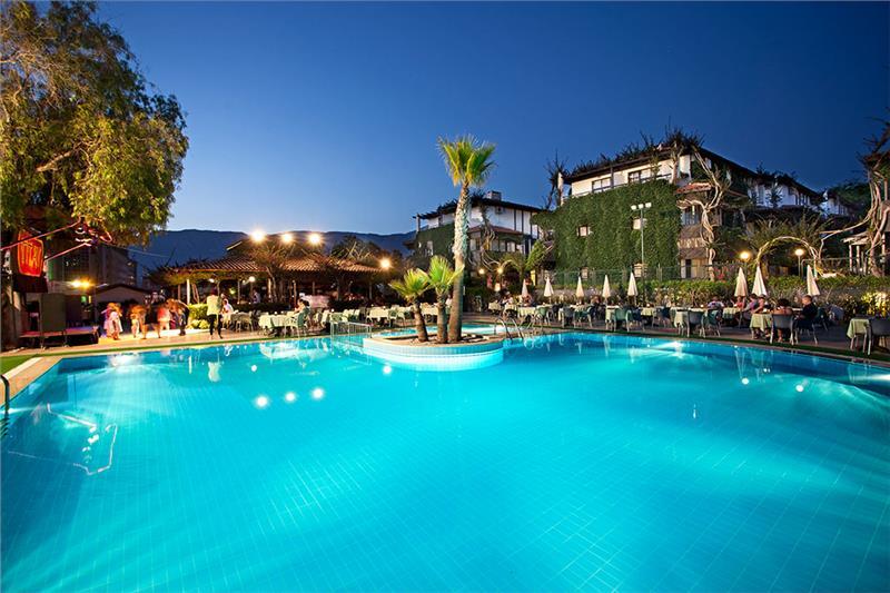 CLUB HOTEL TITAN