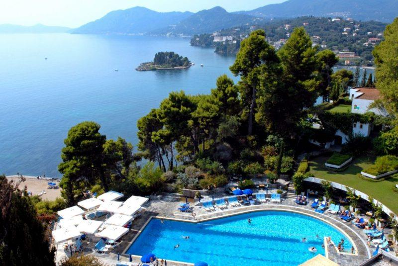 CORFU HOLIDAY PALACE - KANONI