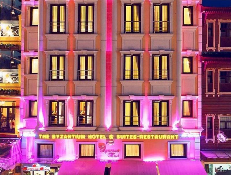 THE BYZANTIUM HOTEL - SULTANAHMET, ISTANBUL