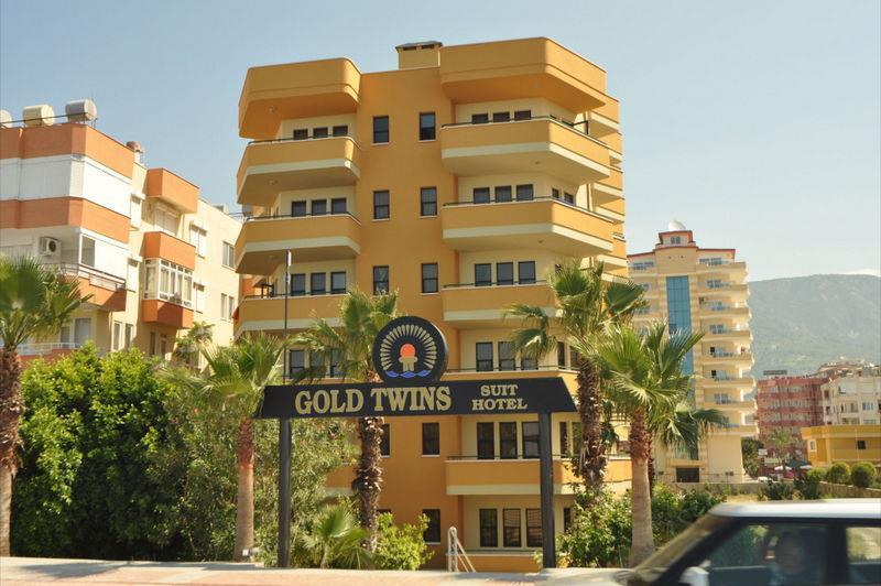 GOLD TWINS SUITE HOTEL