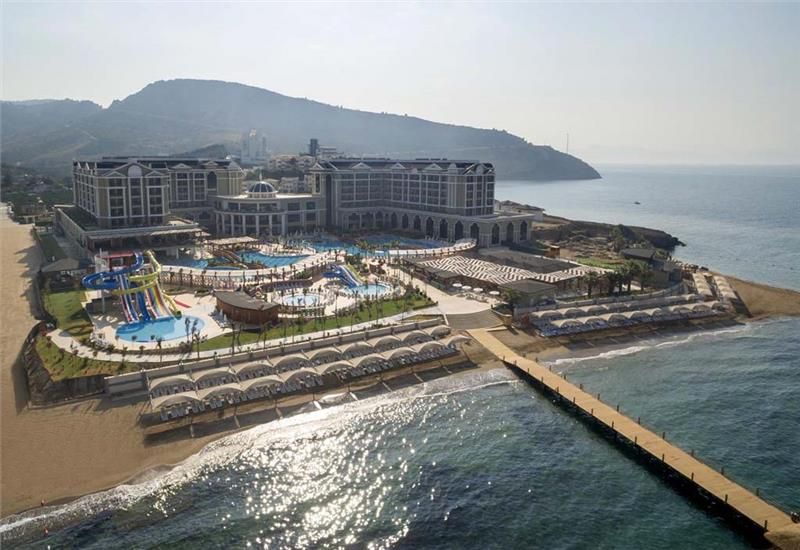 SUNIS EFES ROYAL PALACE SPA & RESORT  HOTEL
