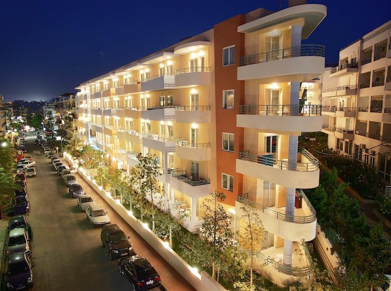 BIO SUITES HOTEL - RETHYMNO TOWN