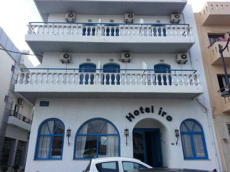 IRO HOTEL - CHERSONISSOS - HERAKLION