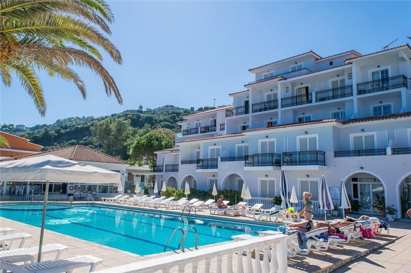 PARADISE HOTEL - ARGASSI