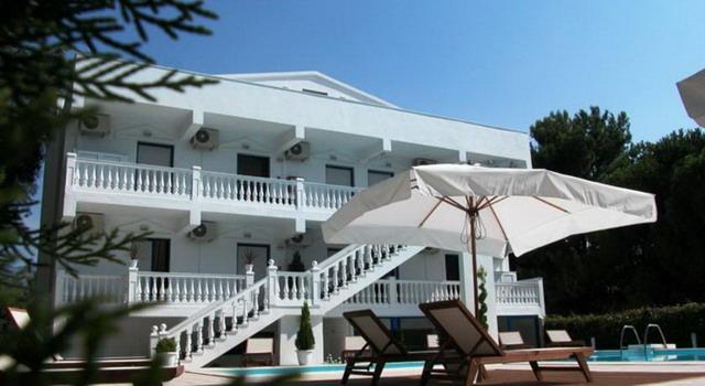 KAZAVITI HOTEL - SKALA PRINOS