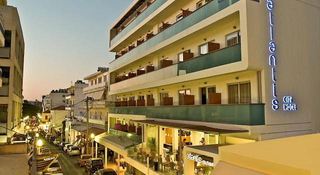 ATLANTIS CITY HOTEL - RHODES TOWN