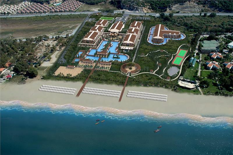 KORUMAR EPHESUS SPA BEACH RESORT