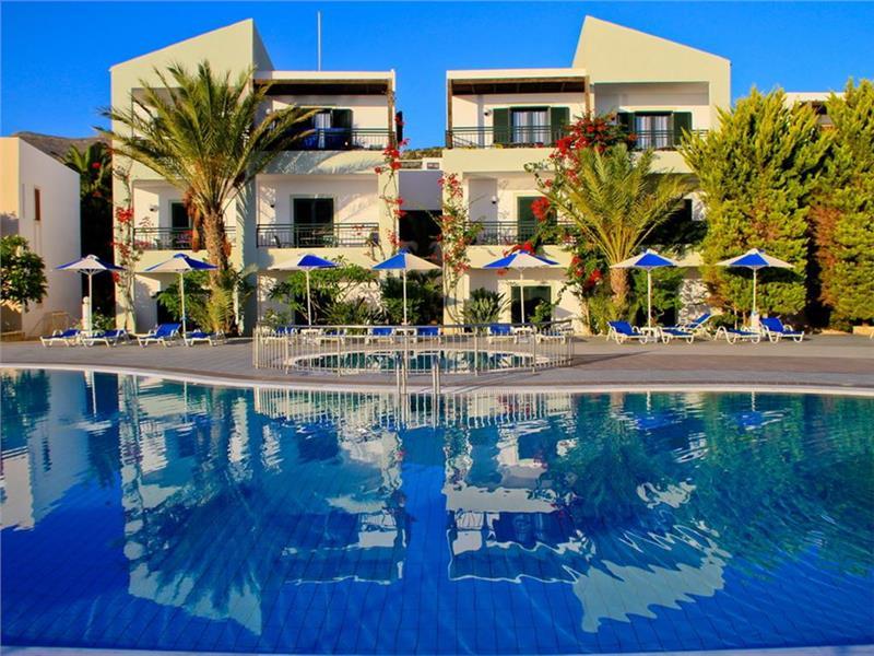 NANA BEACH HOTEL ( RO ) - HERSONISSOS