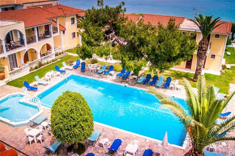 ILIESSA BEACH HOTEL - ARGASSI