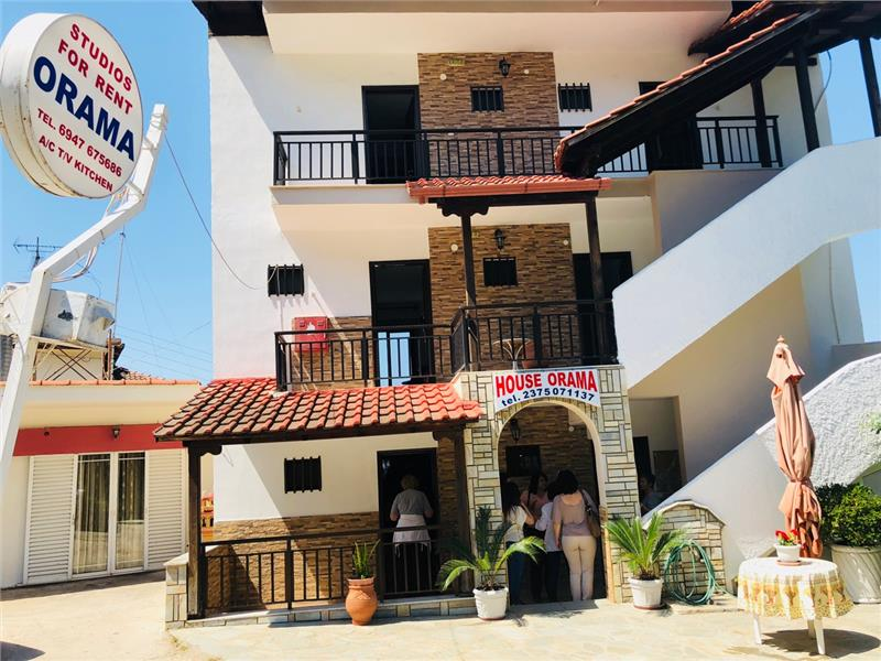 VILA ORAMA HOUSE