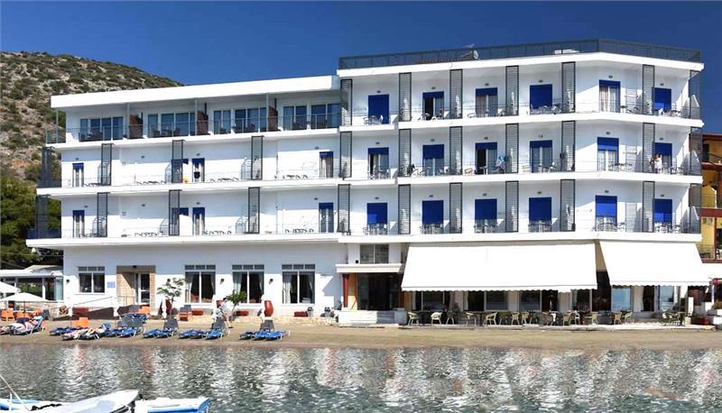 MINOA HOTEL - NAFPLION, TOLO