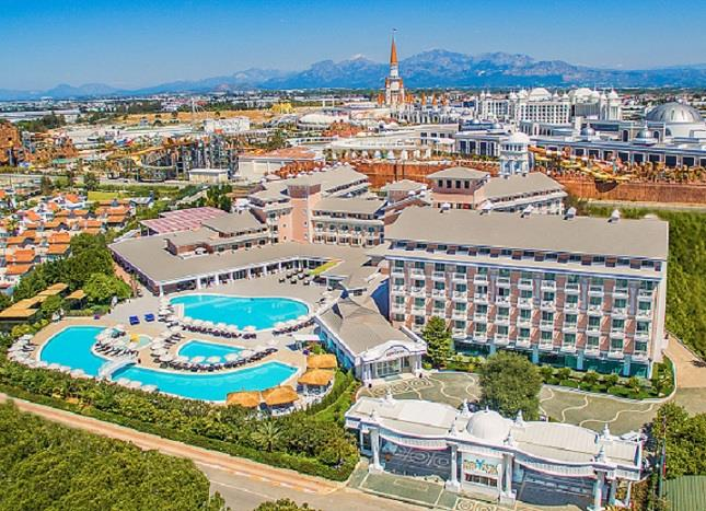 INN VISTA HOTELS BELEK