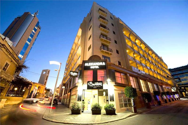 ALEXANDRA HOTEL - ST. JULIAN`S