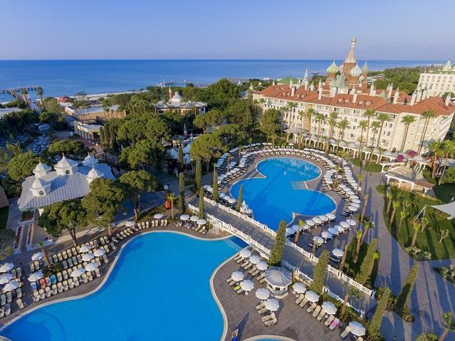 SWANDOR HOTELS&RESORTS TOPKAPI PALACE