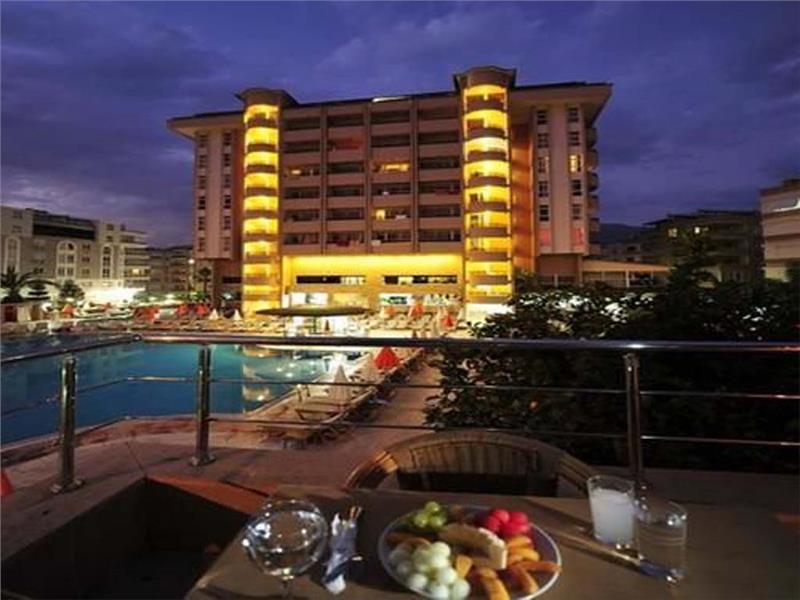 Armas prestige hotel alanya for Hotel pistolas
