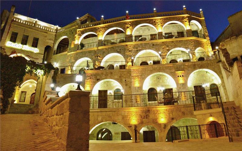 DEDELI KONAK CAVE HOTEL - CAPPADOCIA