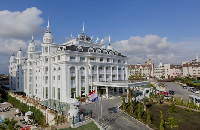 SIDE ROYAL PALACE HOTEL & SPA
