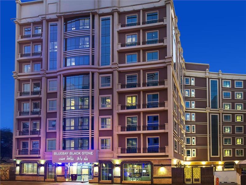 NEW BLACKSTONE HOTEL