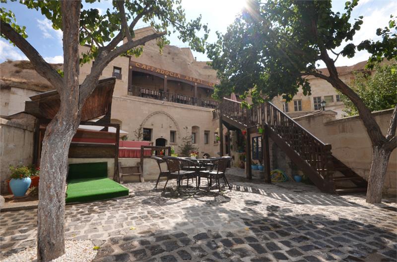 ABRAS CAVE HOTEL - CAPPADOCIA