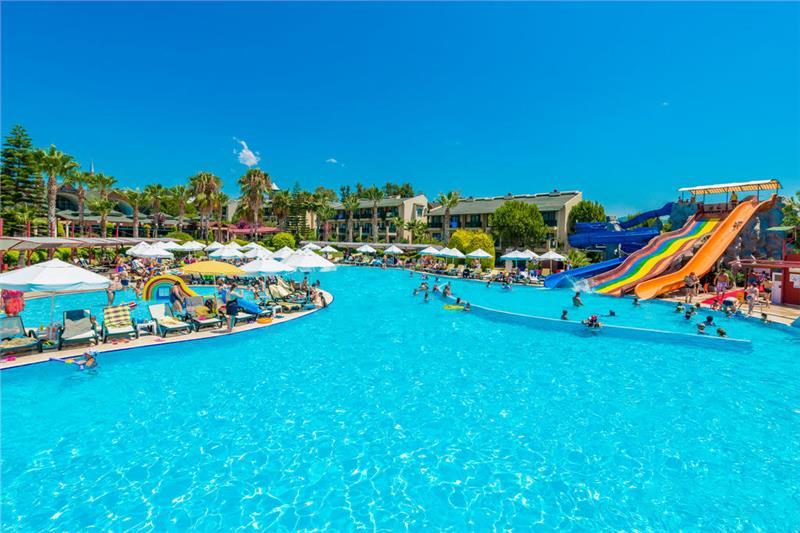 OZ HOTELS INCEKUM BEACH RESORT - ALANJA, TURSKA
