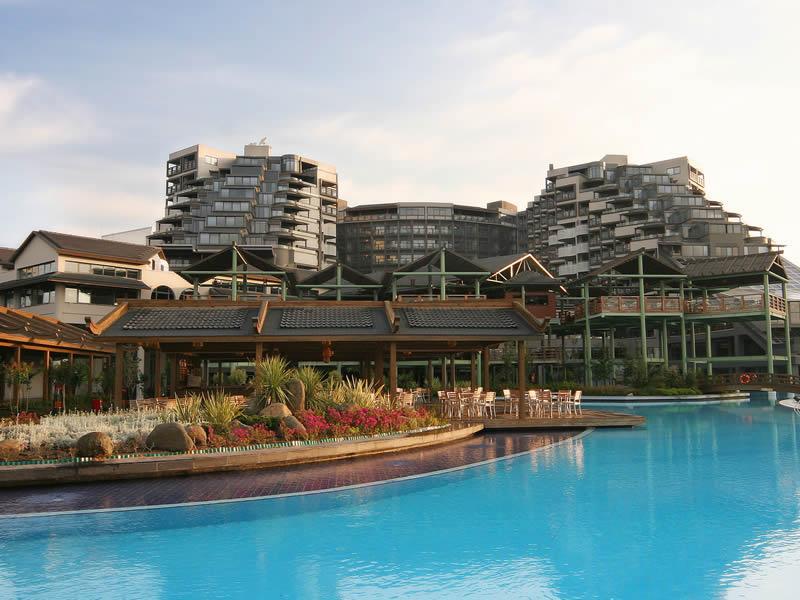 LIMAK LARA DELUXE HOTEL & RESORT - LARA, TURSKA