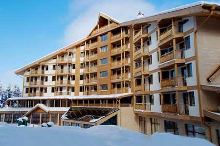 ICEBERG HOTEL BOROVEC