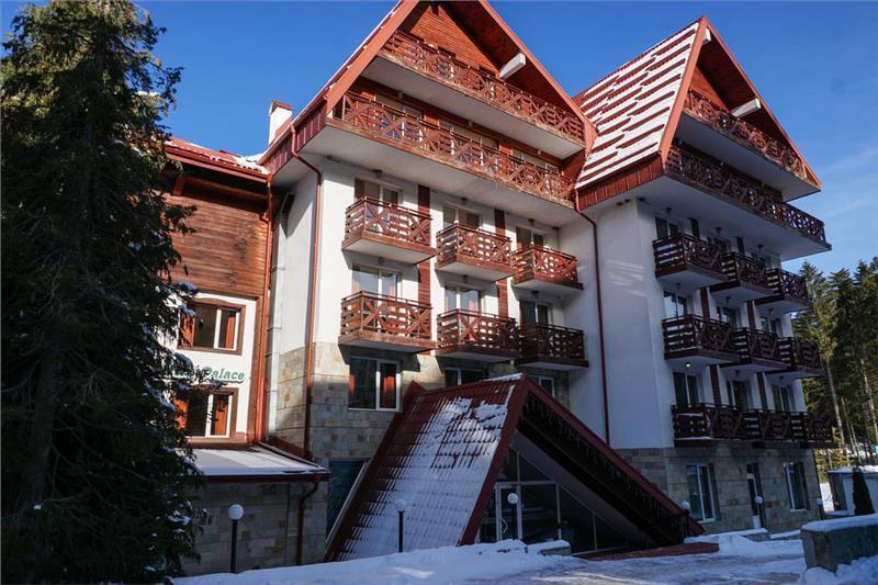IGLIKA PALACE HOTEL - BOROVEC