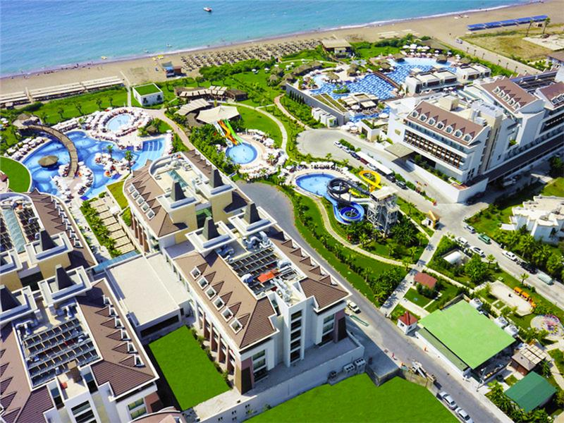 SHERWOOD DREAMS RESORT - BELEK, TURSKA