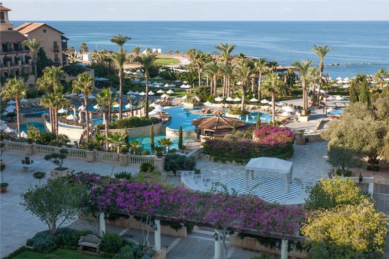 ELYSIUM BEACH HOTEL - PAFOS - KIPAR