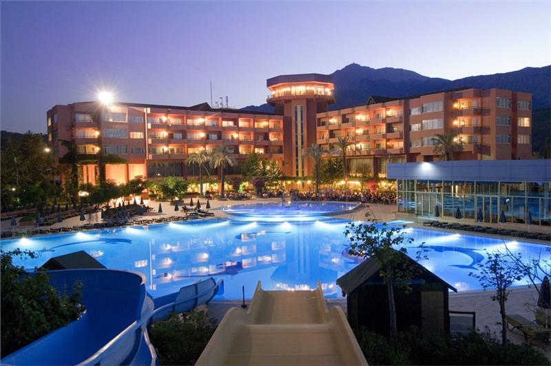 SIMENA HOLIDAY VILLAGE - KEMER, TURSKA
