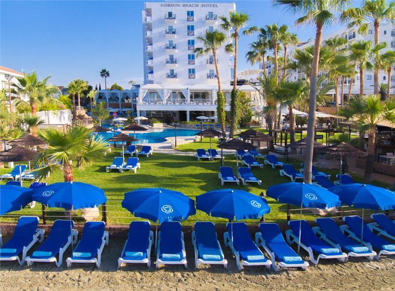 LORDOS BEACH HOTEL - LARNACA BAY, KIPAR