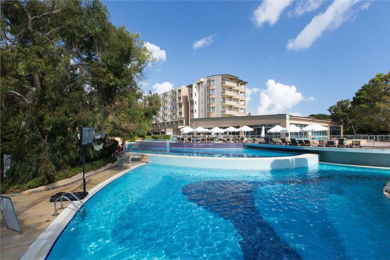 SUENO HOTELS BEACH - SIDE, TURSKA