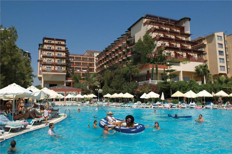 HOLIDAY PARK RESORT - ALANJA, TURSKA