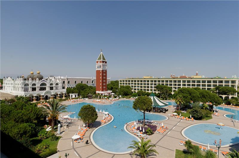 VENEZIA PALACE DE LUXE RESORT - LARA, TURSKA